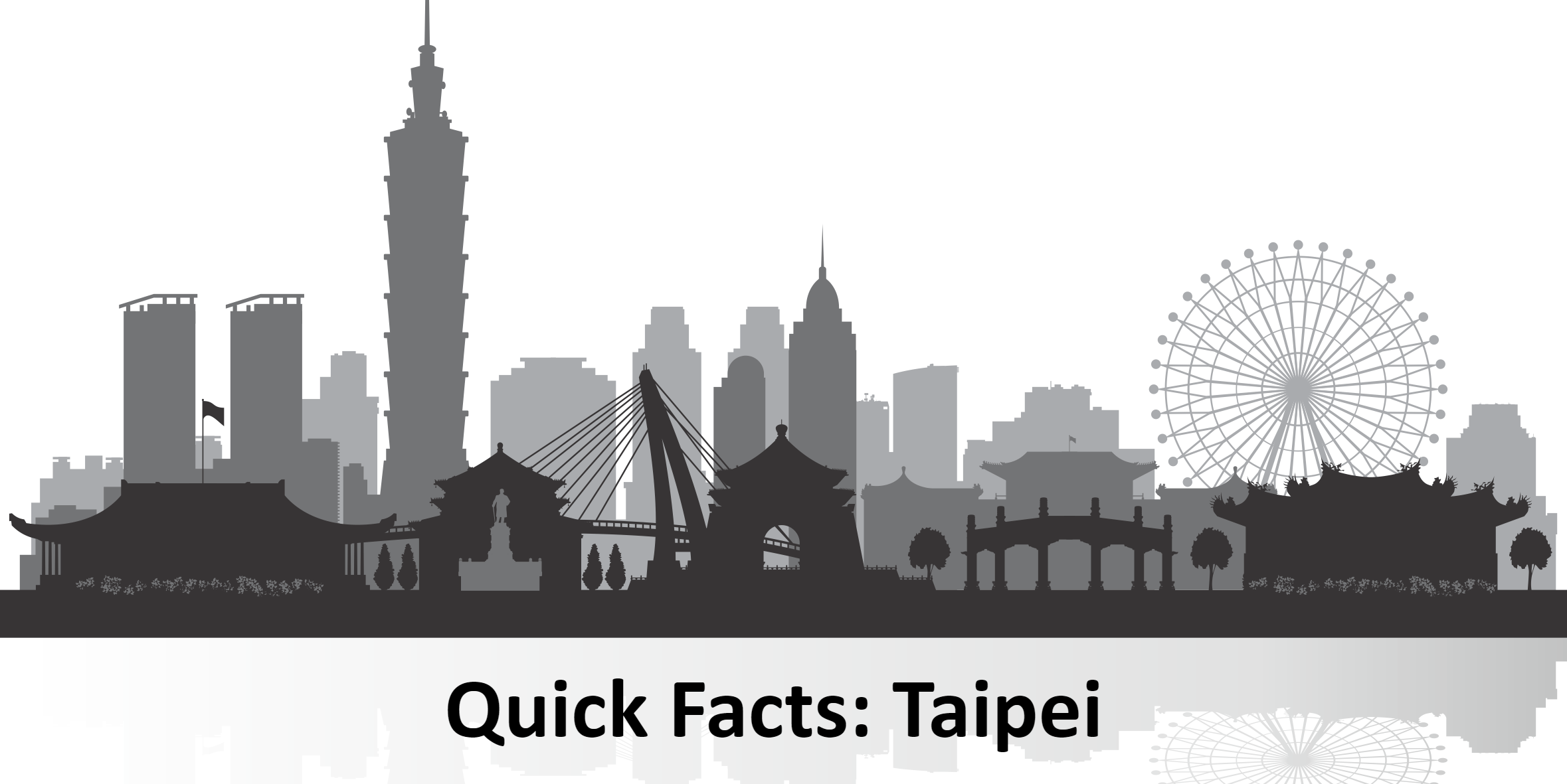 quick facts taipei