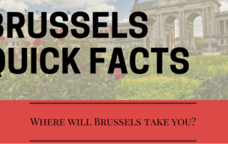 Brussels Quick Facts2